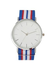 watches: Unisex Royal White and Red Watch!