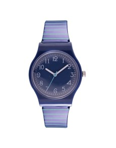 watches: Digitime Spinstripe Print Watch!