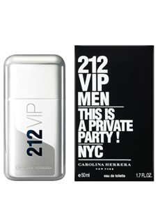 gifts: C.H 212 VIP Men 50ml EDT(parallel import)!