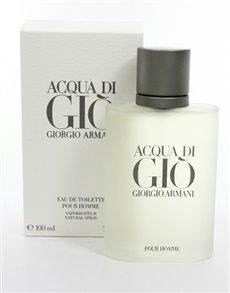 gifts: Giorgio Armani Acqua Di Gio 100ml EDT (M)!