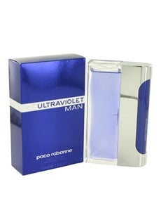 gifts: Paco Rabanne Ultraviolet 100ml!