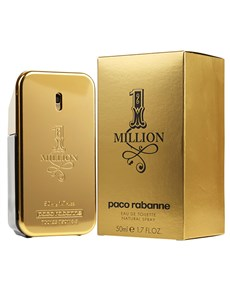 gifts: Paco Rabanne One Million 50ml EDT!