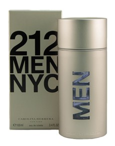 gifts: Carolina Herrera 212 100ml!