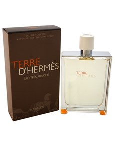 gifts: Hermes Terre DHermes Tres Fraiche EDT!