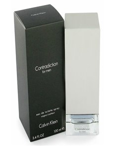 gifts: Calvin Klein Contradiction 100ml EDT!
