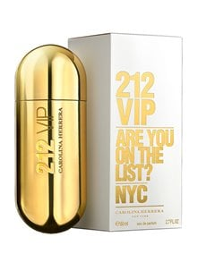 gifts: Carolina Herrera 212 VIP 80ml EDP!