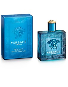 gifts: Versace Eros 100ml EDT NP0377!