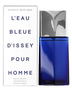 gifts: Issey Miyake Bleue 125ml EDT!