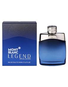 gifts: Mont Blanc Legend 100ml EDT!