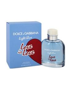 gifts: Dolce Gabbana Light Blue Perfume!