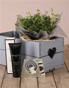 flowers: Herb with Charlotte Rhys Crate!