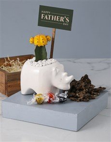 flowers: Special Message Animal Kingdom Pot Plant!