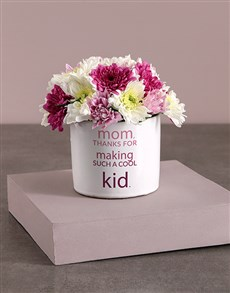 flowers: Thanks Mom Sprays Gift!