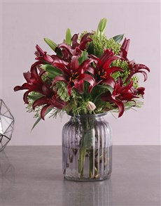 gifts: Garden Persuasion Lily Blossoms!