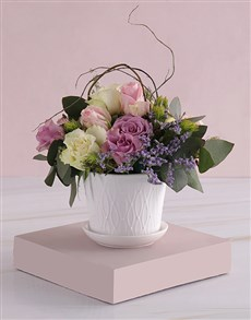 gifts: Mixed Rose Blooms!