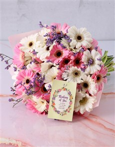 gifts: Thinking of You Gerbera Bouquet!
