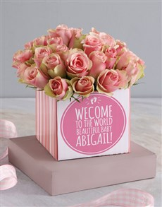 flowers: Welcome To The World Roses In Occasions Box!