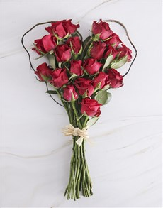 flowers: Sweetheart Bouquet!