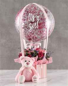 gifts: Gorgeous Girl Floral Arrangement!