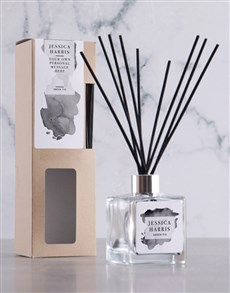 gifts: Personalised Charcoal Splash Diffuser!