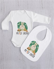 gifts: Personalised First Easter Gift Set!