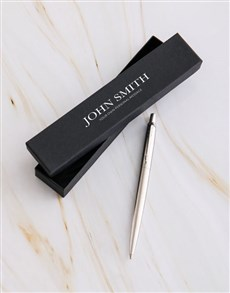 gifts: Personalised Parker Pen Timeless Gift Box!