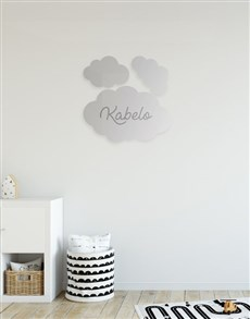 gifts: Personalised Clouds Mirror!