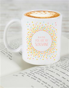 gifts: Personalised My Sunshine Mug!