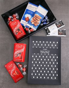 gifts: Personalised Inspired Actions Lindt Box!