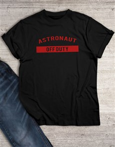 gifts: Personalised Off Duty T Shirt!