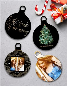gifts: Personalised Festive MDF Tree Decor!