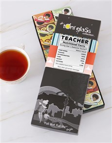 gifts: Personalised Teachers Toni Tea Set!