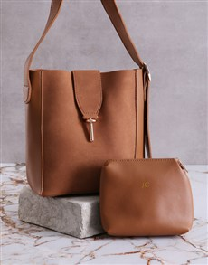 gifts: Personalised Handbag With Pouch!