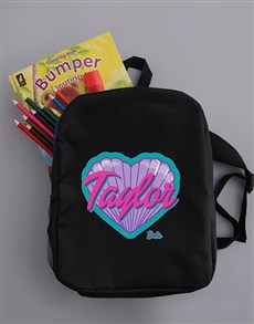 gifts: Personalised Barbie Friends Backpack!