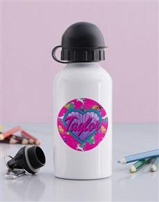 gifts: Personalised Barbie Friends Water Bottle!