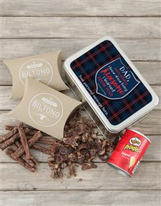 gifts: Personalised Being Awesome Snack Tin!