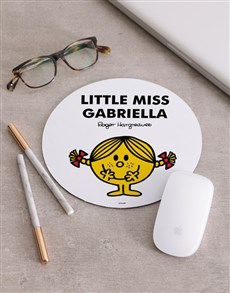 gifts: Personalised Little Miss Sunshine Mousepad!