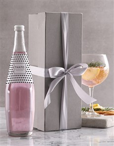 gifts: Personalised Hearts Gin And Tonic!