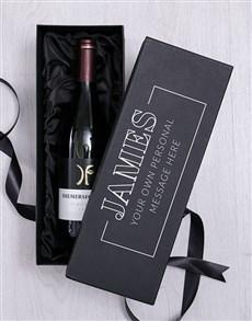 gifts: Personalised Diemersfontein Pinotage Wine Gift!