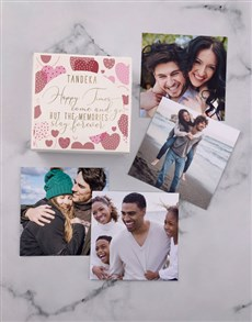 gifts: Personalised Happy Times Photo Box!