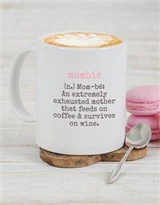 gifts: Personalised Mombie Mug!