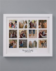 gifts: Personalised Best Friends Multi Photo Frame!