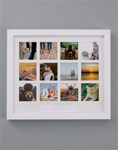 gifts: Personalised Multi Photo Frame!