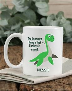 gifts: Personalised Turtle Motivation Mug!
