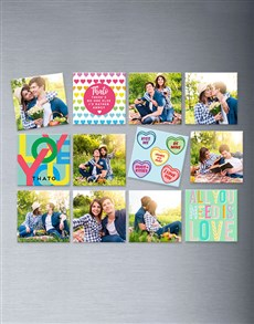 gifts: Personalised Photo Fun Magnets!