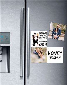 gifts: Personalised The One Magnets!