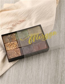gifts: Personalised Name Herbal Soap Gift Box!