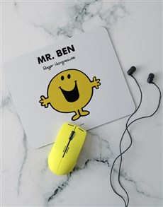 gifts: Personalised Happy Desk Tech Set!