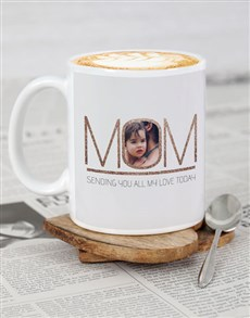 gifts: Personalised Mom Love Mug!