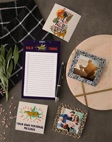 gifts: Wild Thing Fridge Magnet Set!